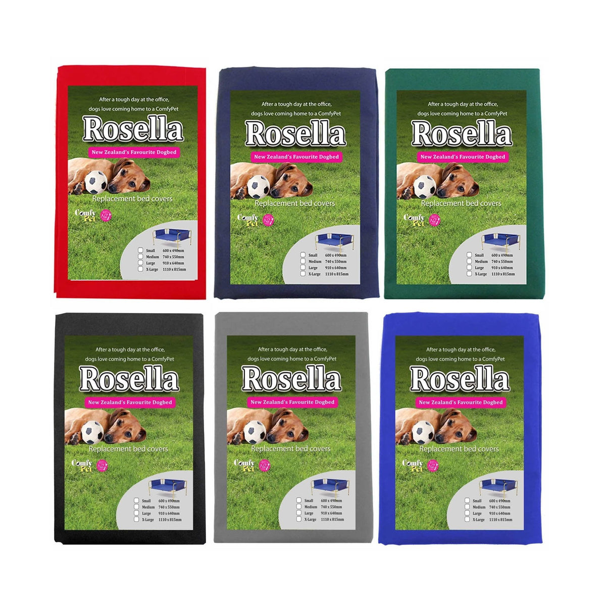 Rosella (Replacement Cover) - ComfyPet Products