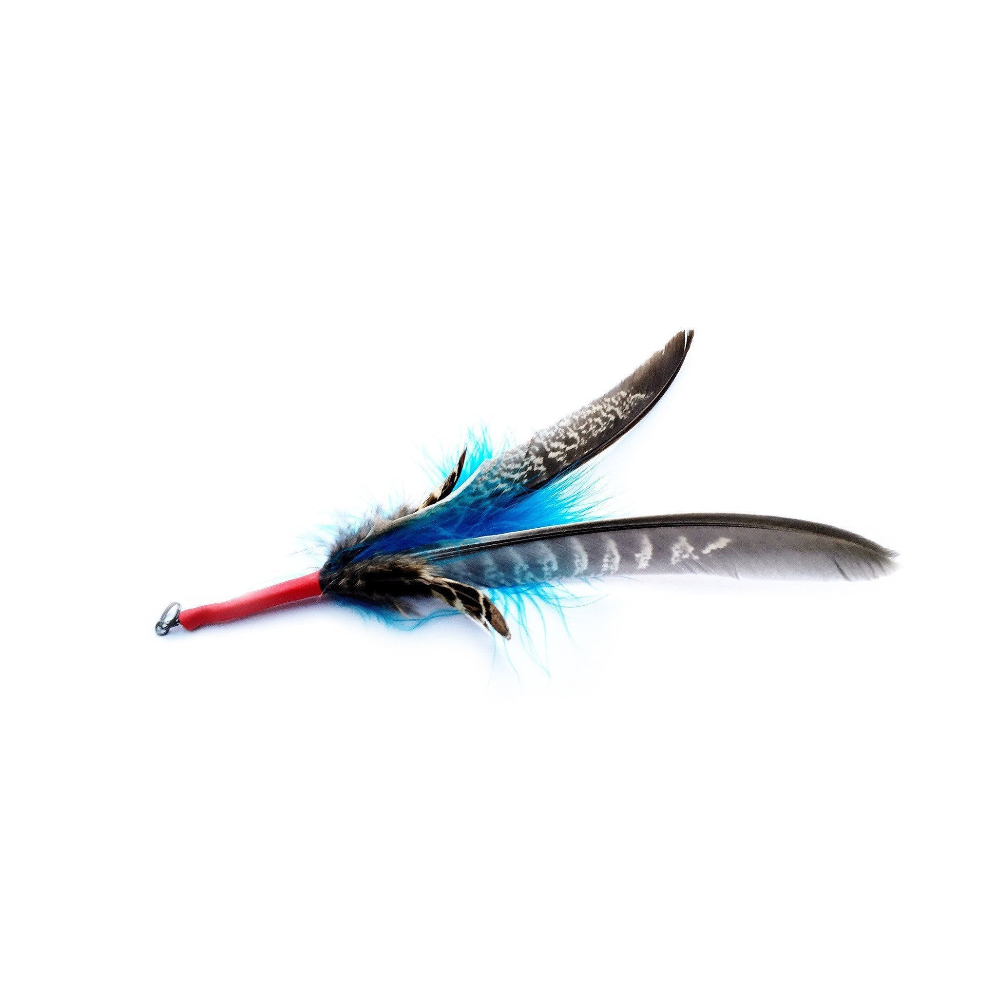 Purrs 1 Spinning Feather attachment Single - comfypet