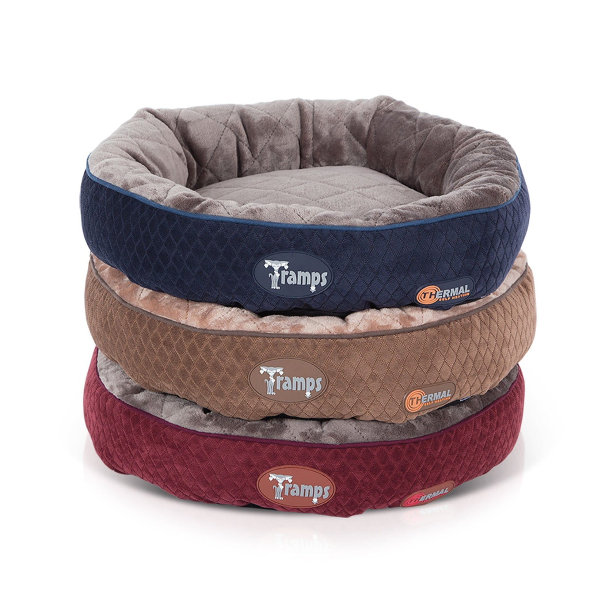 Tramps Thermal Ring Cat Bed - ComfyPet Products