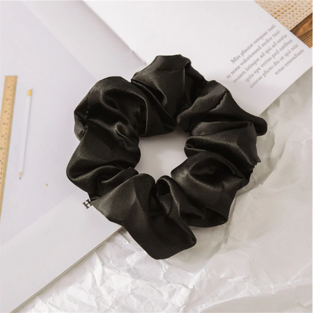 Silky Soft Scrunchies