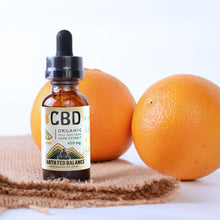 Load image into Gallery viewer, Orange CBD Oil, 450 mg