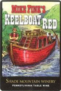 Mike Fink's Keelboat Red - Semi-Sweet