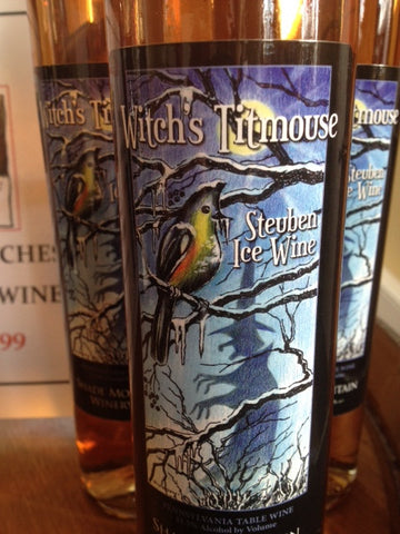 Witch's Titmouse Ice Wine - Sweet