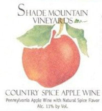 Country Spice Apple - Sweet