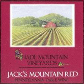 Jack's Mountain Red - Sweet