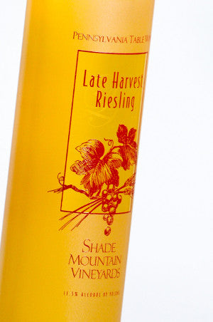 Late Harvest Riesling - Sweet