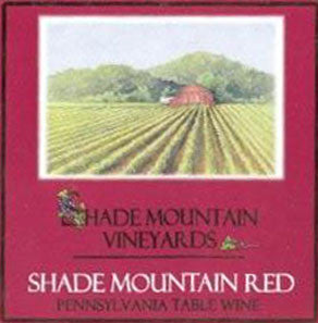 Shade Mountain Red - Semi-Sweet
