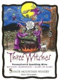 Three Witches Sparkling White - Extra Dry