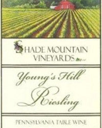 Young's Hill Riesling - Semi-Dry