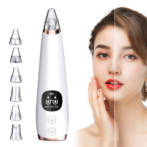 OSHIONER Blackhead Remover Pore Deep Cleaner Vacuum Acne Pimple Removal Vacuum Face Beauty Skin Care Tool Dermabrasion Machine