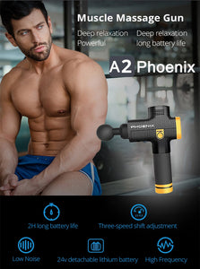 PHOENIX - Deep Muscle Massage - Ultra Massageador