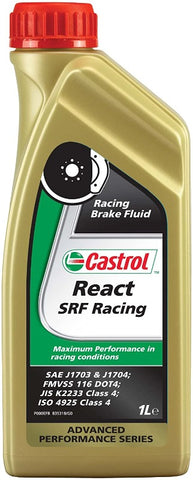 Castrol SRF Racing Brake Fluid - 1 Liter