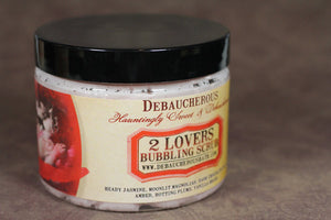 2 Lovers Bubbling Scrub - Debaucherous Bath