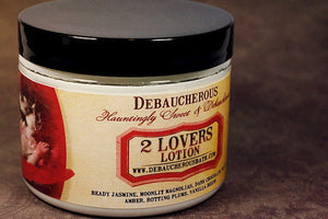 2 Lovers Lotion - Debaucherous Bath