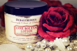 Anne Boleyn Lotion - Debaucherous Bath