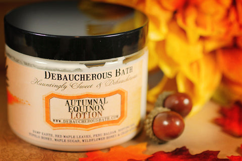 Autumnal Equinox Lotion
