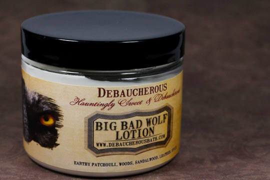 Big Bad Wolf Lotion - Debaucherous Bath