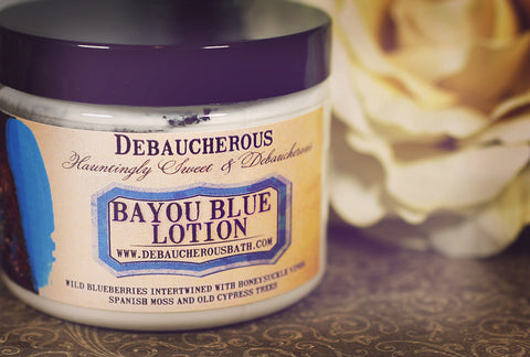 Bayou Blue Lotion