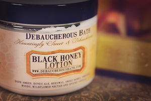 Black Honey Lotion