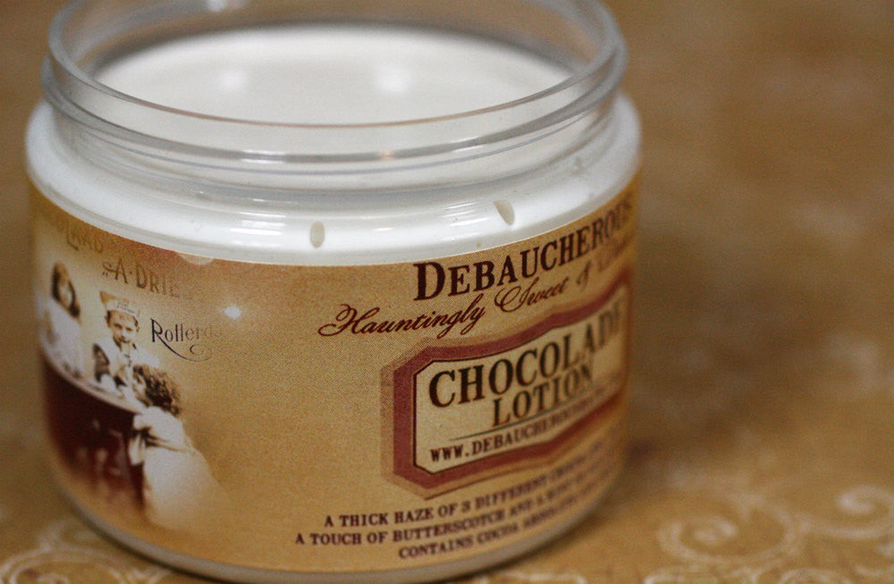 Chocolade Lotion - Debaucherous Bath