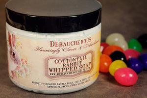 Cottontail Rabbit Whipped Soap