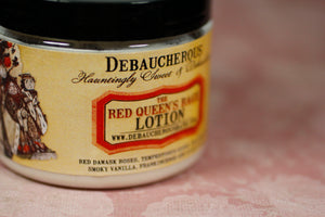 The Red Queens Rage Lotion