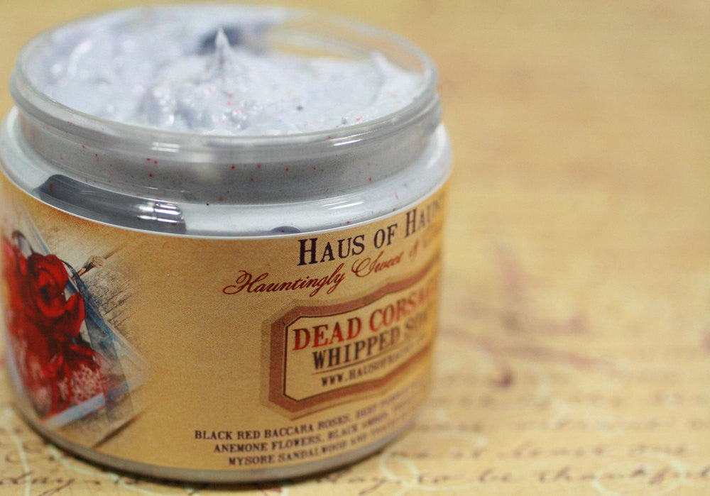 Dead Corsage Whipped Soap