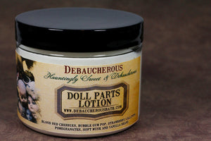 Doll Parts Lotion