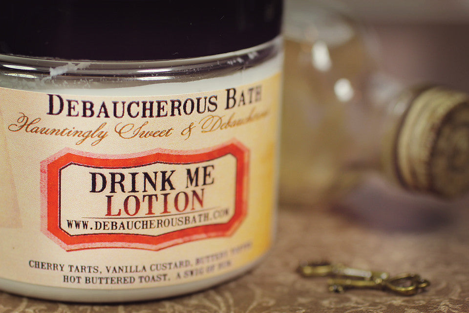 Drink Me Lotion - Debaucherous Bath