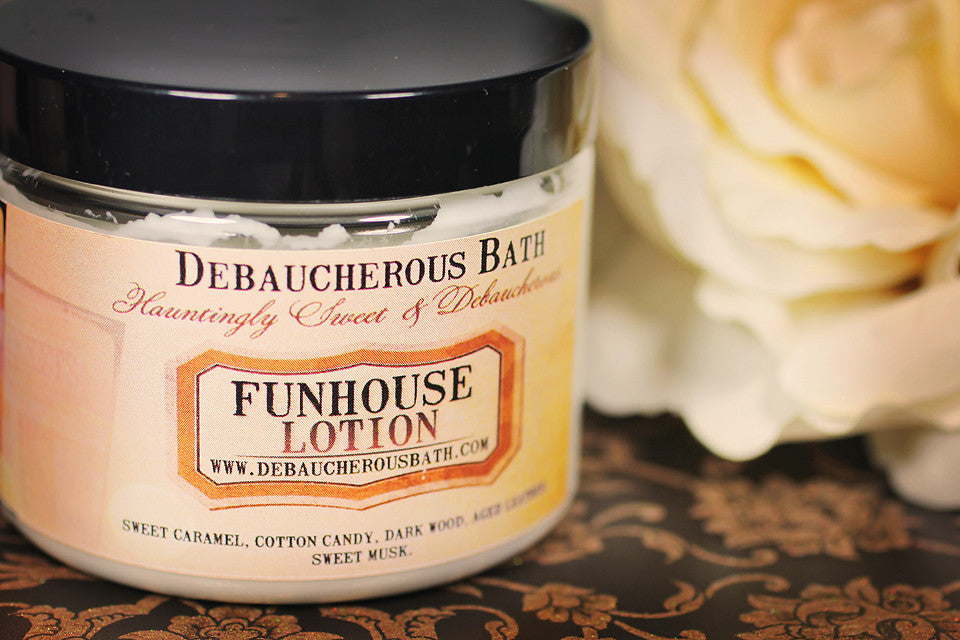 Funhouse Lotion