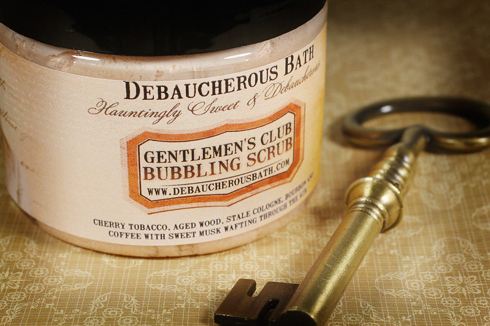 Gentlemen's Club Bubbling Scrub