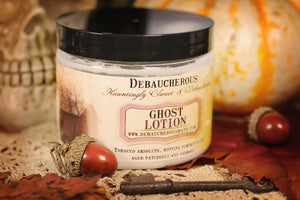 Ghost Lotion