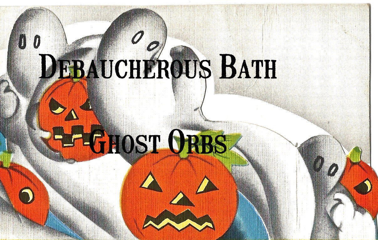 Ghost Orbs Lotion