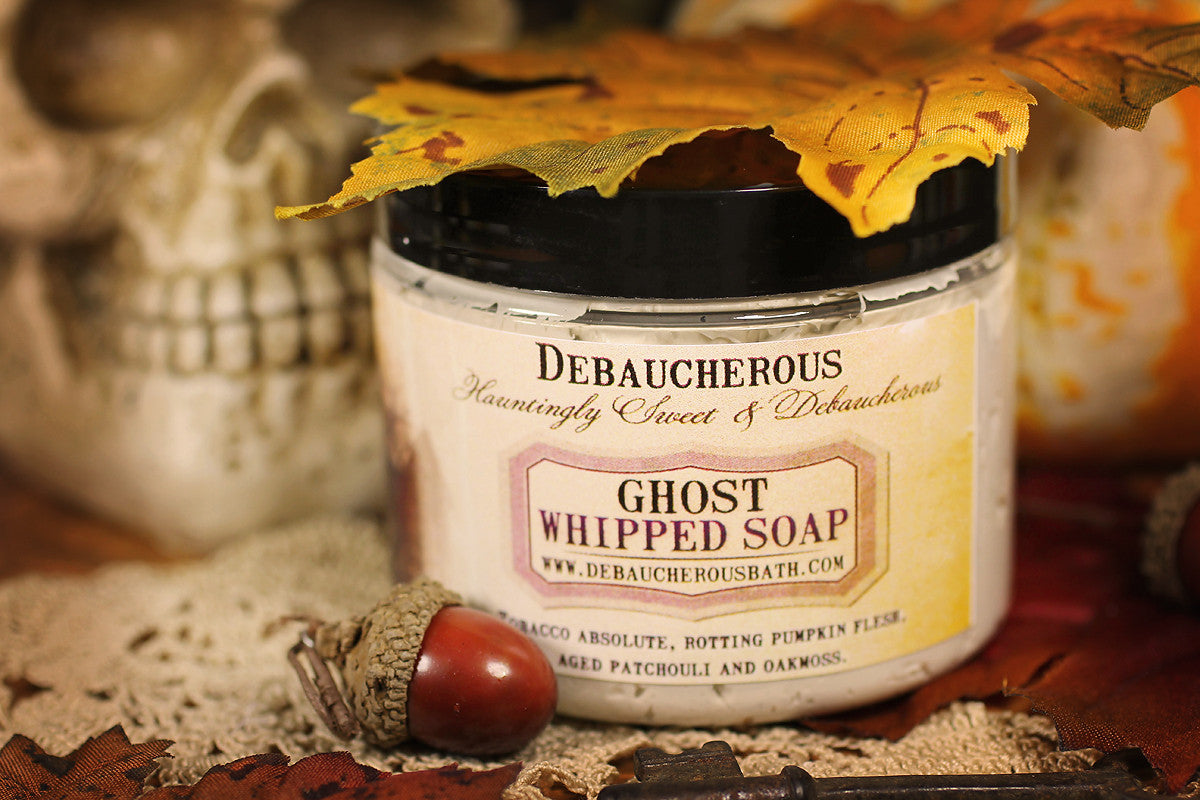 Ghost Whipped Soap