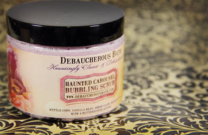 Haunted Carousel Bubbling Scrub - Debaucherous Bath