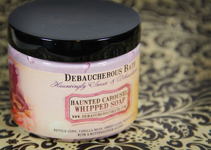 Haunted Carousel Whipped Soap