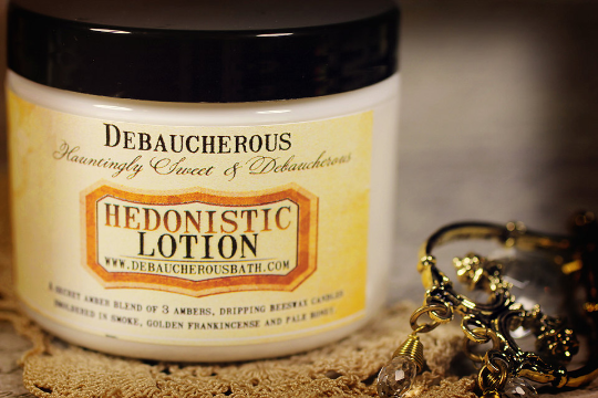 Hedonistic Lotion