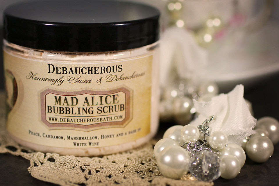 Mad Alice Bubbling Scrub