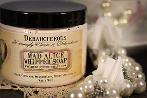 Mad Alice Whipped Soap