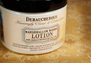 Marshmallow Woods Lotion