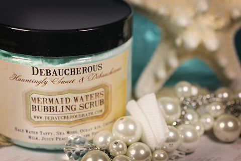 Mermaid Waters Bubbling Scrub