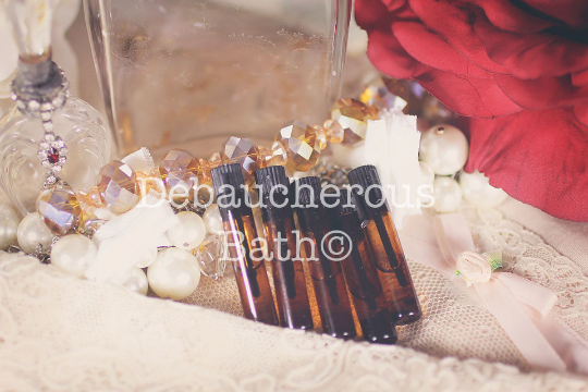 Chanteuse All Natural Perfume