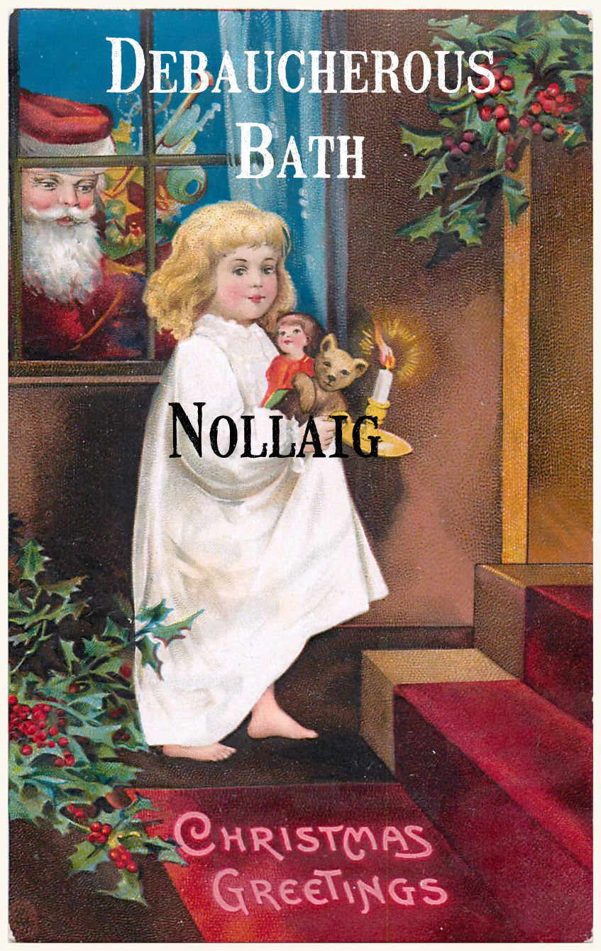 Nollaig Whipped Soap