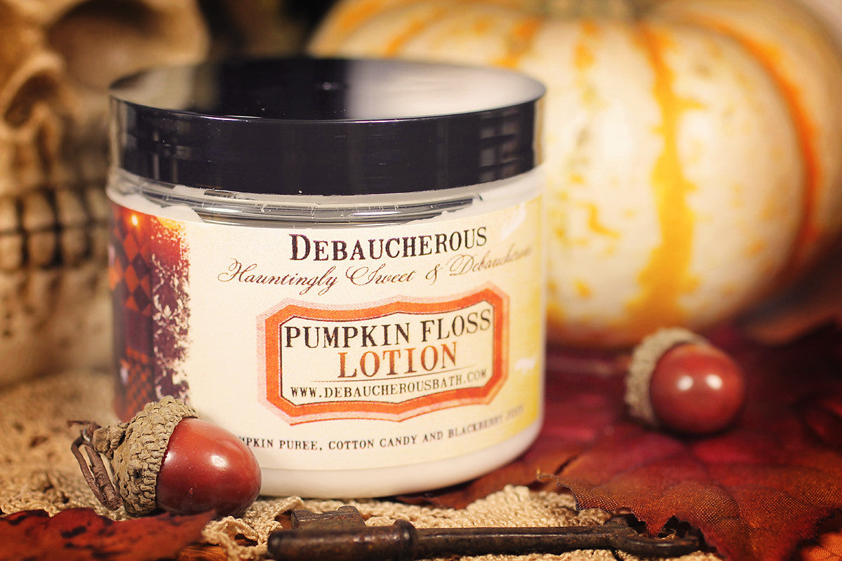 Pumpkin Floss Lotion
