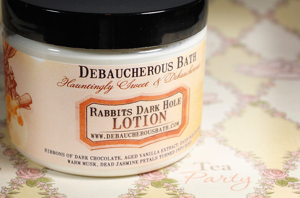 Rabbits Dark Hole Lotion