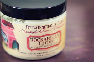Rockabilly Lotion