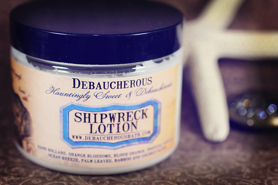 Shipwreck Lotion