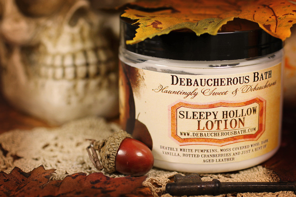 Sleepy Hollow Lotion