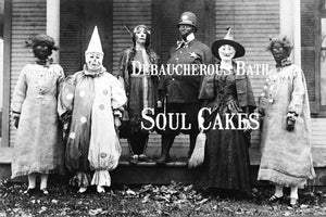 Soul Cakes Whipped Soap