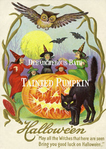 Tainted Pumpkin Lotion